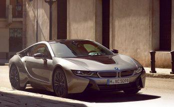 BMW i8 coupè