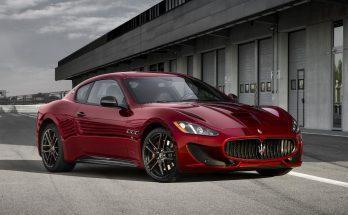 Maserati GranTurismo GranCabrio