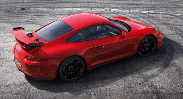 Porsche 911 GT3 e 911 GT RS