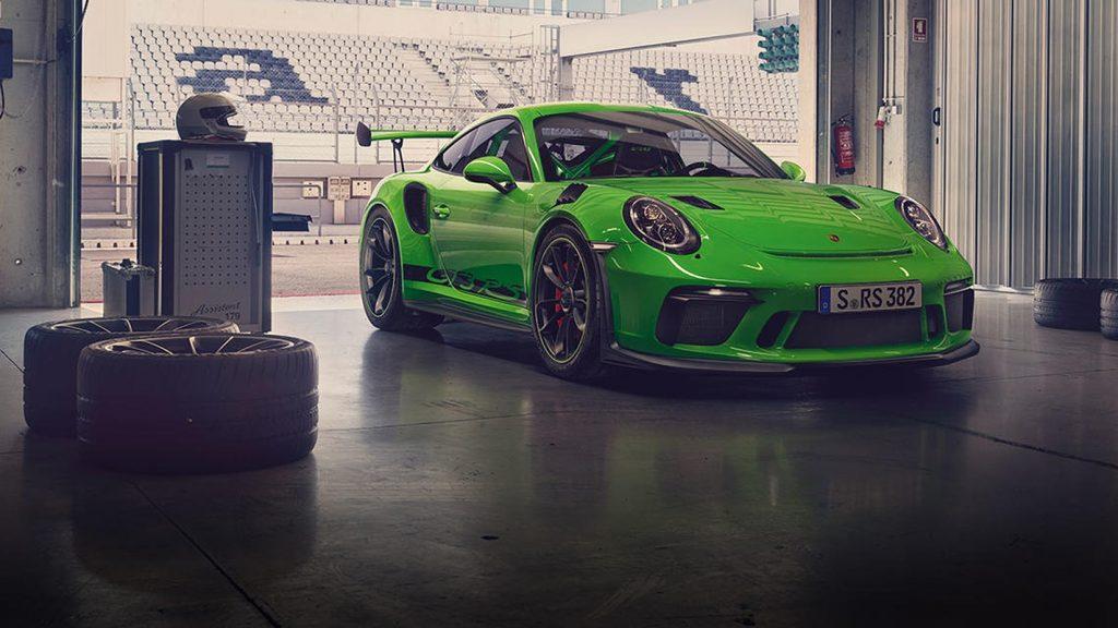 Porsche 911 GT RS