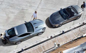 Jaguar F-Type coupé - convertibile
