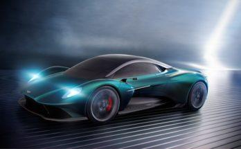 Aston Martin Vanquish Vision Concept - 4