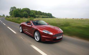 Aston Martin DBS Volante: una supercar dal fascino irresistibile e dal prezzo per pochi