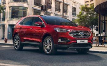 Ford Edge: il Suv americano spazioso ed elegante
