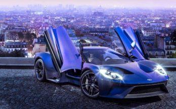 Ford GT: la supersportiva americana potente e leggera
