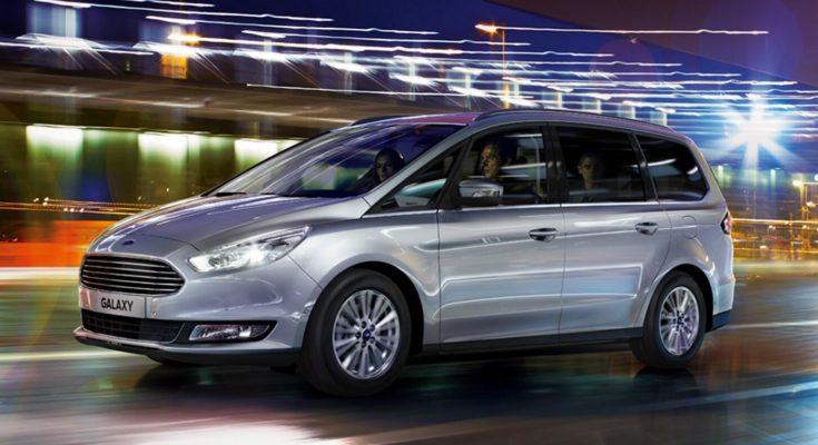 Ford Galaxy: la grande monovolume americana da sette posti