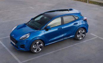 Ford Puma: il nuovo crossover sportivo dall'animo tecnologico
