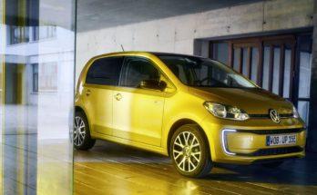 Volkswagen e-Up!: la piccola elettrica che rivoluziona il mondo della mobilità