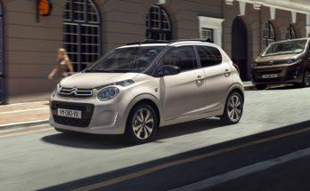 Citroën C1: la piccola citycar glamour e dai consumi ridotti