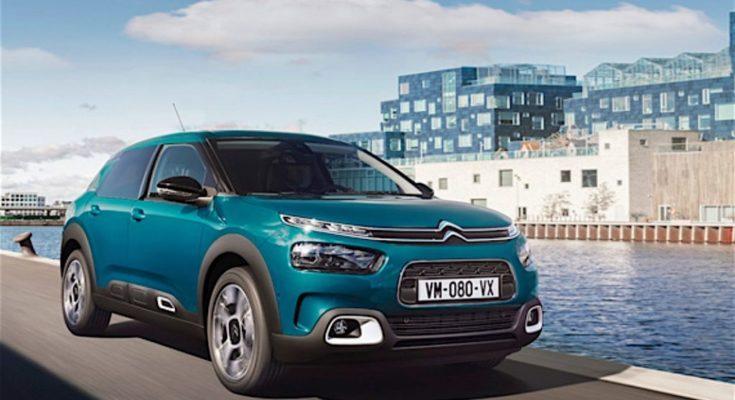 Citroën C4 Cactus: sportività e comfort in pieno stile francese