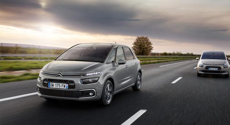 Citroën C4 Spacetourer: la monovolume francese votata al benessere e al relax di viaggio