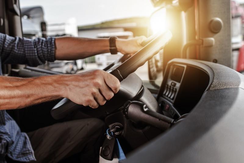 Questa licenza di guida è relativa ai mezzi pesanti