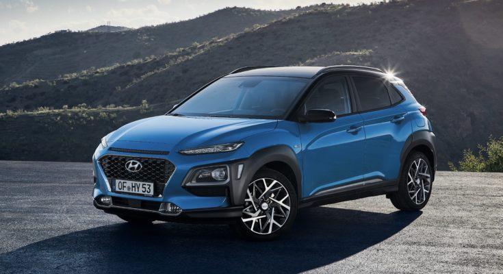 Hyundai Kona Hybrid: il SUV compatto ibrido attento all'ambiente