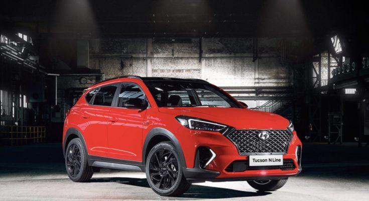 Hyundai Tucson Hybrid: emissioni ridotte e prestazioni brillanti