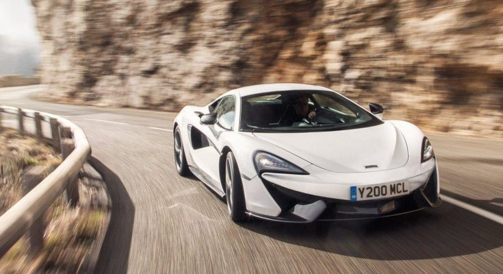 McLaren 540C: guida travolgente e anima da vera sportiva