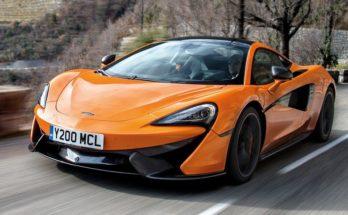 McLaren 570S: la supercar stradale potente e super leggera